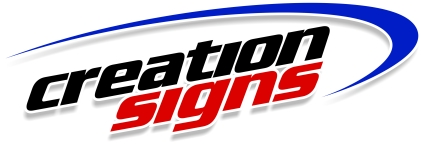 Creation Signs logo 2017