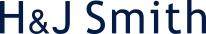 H&J Smith logo BLU
