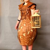 Wooden Maiden
